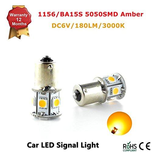 24 Led Light S25 6 Volt Dc