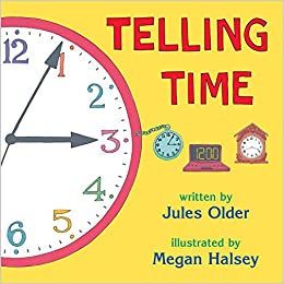 Amazon telling time how to tell time on digital and analog amazon telling time how to tell time on digital and analog clocks 8601420462007 jules older megan halsey books ibookread PDF