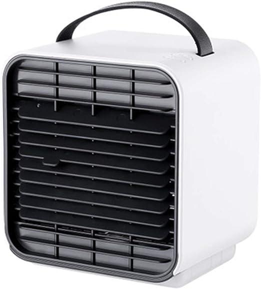 Portátil Aire Enfriador ,Ventilador De Aire Acondicionado Con Luz ...