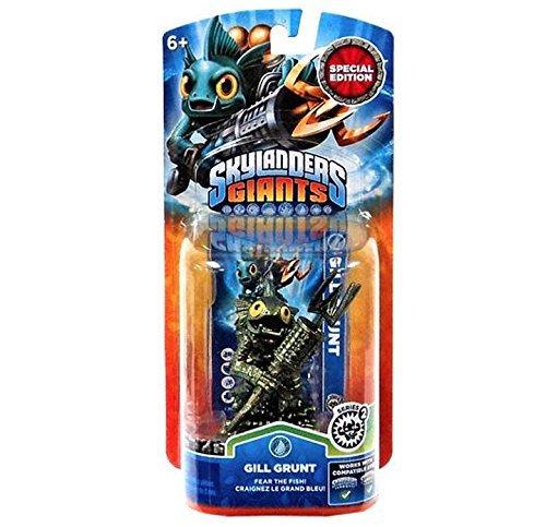 Skylanders Giants Special Edition Gill Grunt