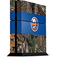 New York Islanders PS4 Console Skin - New York Islanders Realtree Xtra Camo | NHL X Skinit Skin