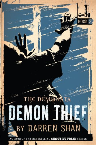 The Demonata #2: Demon Thief