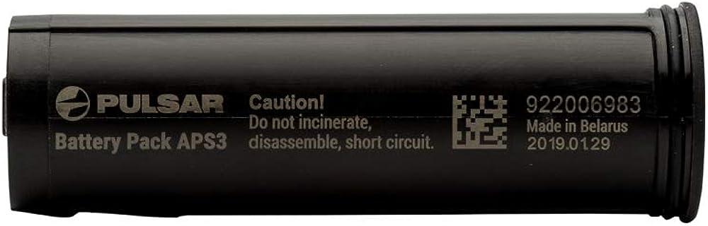 Pulsar APS Batterieladeger/ät