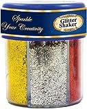 80g/2.82 oz. 6 Primary Color Glitter Shaker 72 pcs sku# 1773472MA