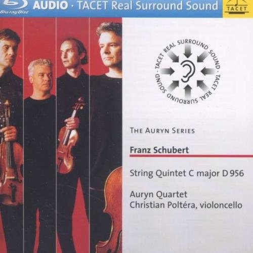 STR QNT in C Major D. 956 (Blu-ray Audio)