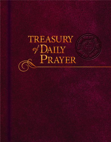 Treasury of Daily Prayer