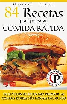 84 recetas para preparar comida r pida for Preparar comida rapida