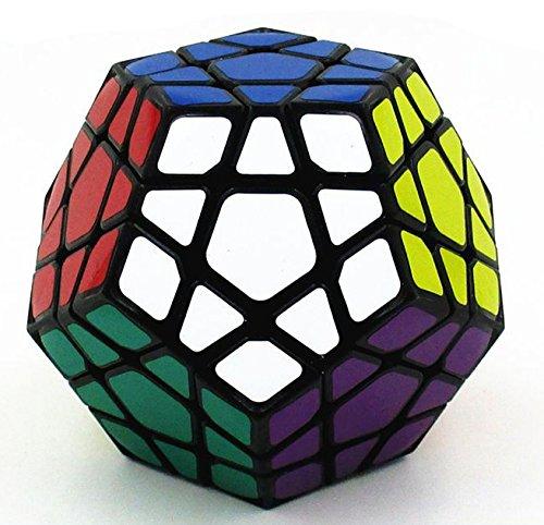 YJ Moyu 13x13x13 Speed Cube Puzzle Black - 8