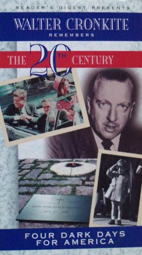 Amazon Walter Cronkite Remembers The 20th Century Four Dark