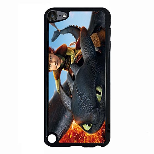Ipod Touch 5th Generation Phone Case How to Train Your Dragon Partners Fly Pattern Passionate Cartoon Theme Cover