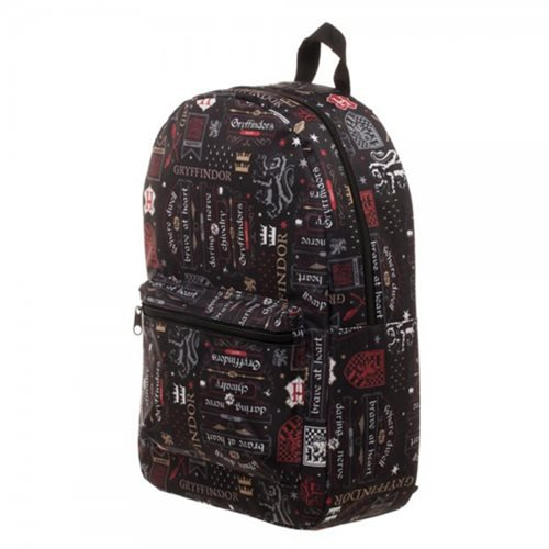 Harry Potter Gryffindor Icon Backpack Standard
