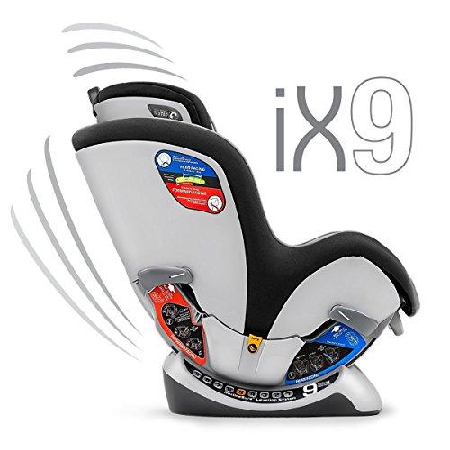 Chicco NextFit iX Zip Convertible Car Seat, Spectrum