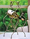 Caffco International Wine Bottle Holder with Bird Design