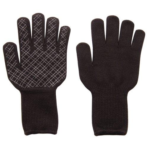 信者癌請負業者メイダイ 寒さに打ち勝つ手袋  ブラック 適応甲周り:約18~23cm