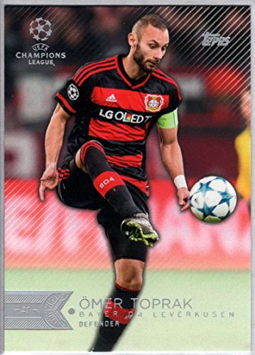 fan products of Soccer Pro 2015 Topps UEFA Champions League #116 Omer Toprak NM-MT