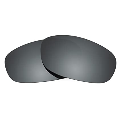 45ed153849 Revant Polarized Replacement Lenses for Ray-Ban Balorama RB4089 Elite Black  Chrome MirrorShield