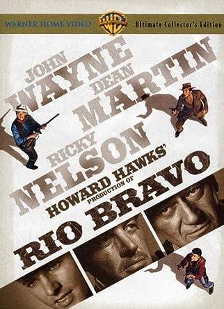 Rio Bravo [Reino Unido] [DVD]: Amazon.es: John Wayne, Dean Martin ...