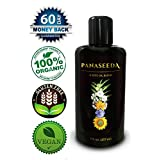 Activation Products Panaseeda Organic Five Seed Oil Blend for Whole Body Health, 7 fl.oz (207ml)