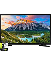 SAMSUNG UN32N5300AFXZA 32 inch 1080p Smart LED TV 2018 Black Bundle with 1 Year Extended Protection Plan photo