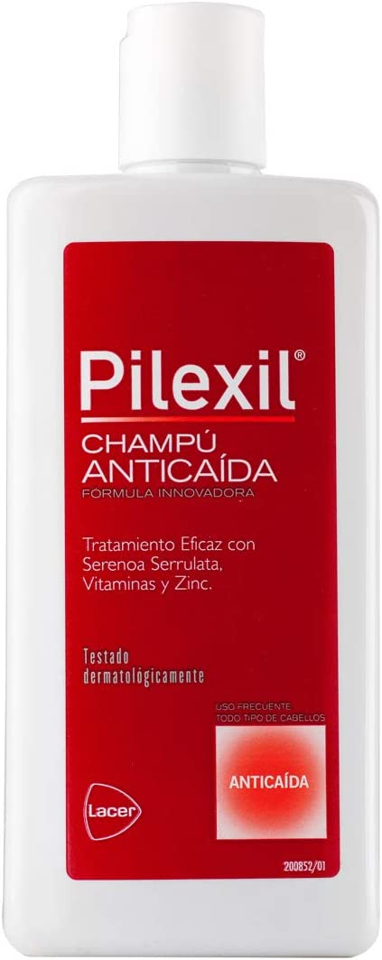 PILEXIL - Champu anticaida, 300 ml