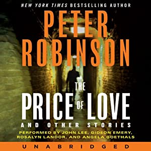 The Price of Love and Other Stories Audiobook