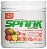 AdvoCare Mango Strawberry Spark Canister 10.5 Ounce – New by AdvoCare