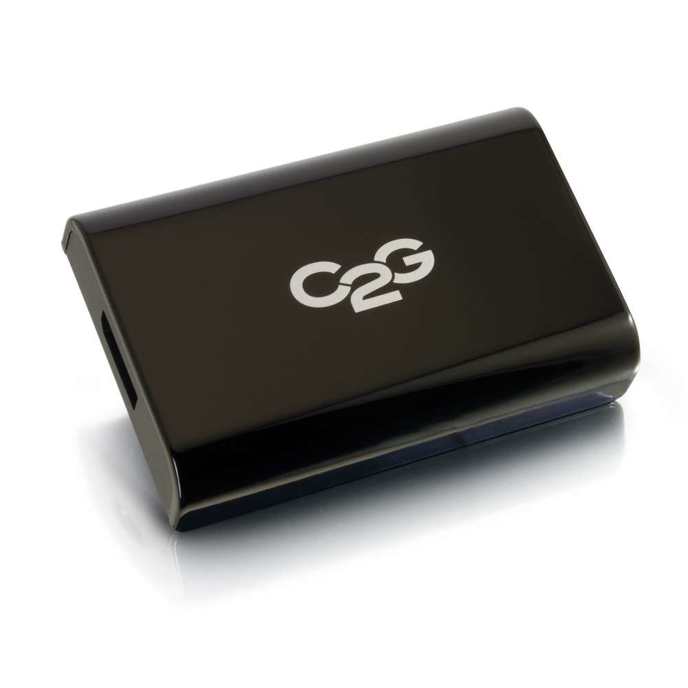 C2G/Cables to Go 30563 USB 3.0 to DisplayPort Audio/Video Adapter, External Video Card
