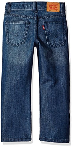 Levi's Boys' Toddler 514 Straight Fit Jeans, Blue Creek, 4T by Levi's (Image #2)