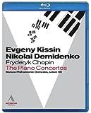Fryderyk Chopin - The Piano Concertos [Blu-ray]