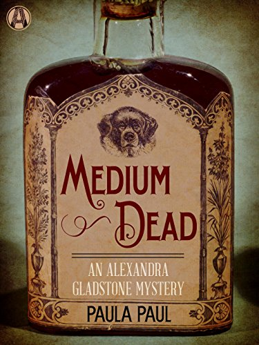 The front cover of Medium Dead