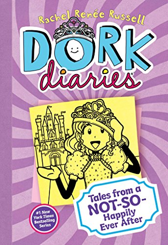 Dork Diaries 8: Tales from a Not-So-Happily Ever After (8) (The Best Graphic Novels Ever)