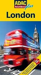 ADAC Reiseführer plus London: Mit extra Karte zum Herausnehmen