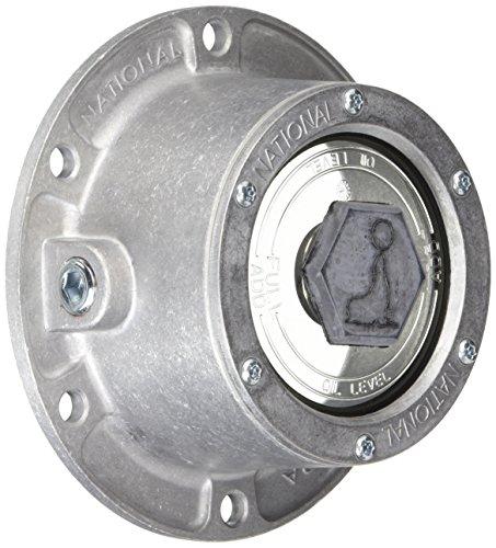 National Oil Seals 343-009 Hub (Wheel Hub Oil)