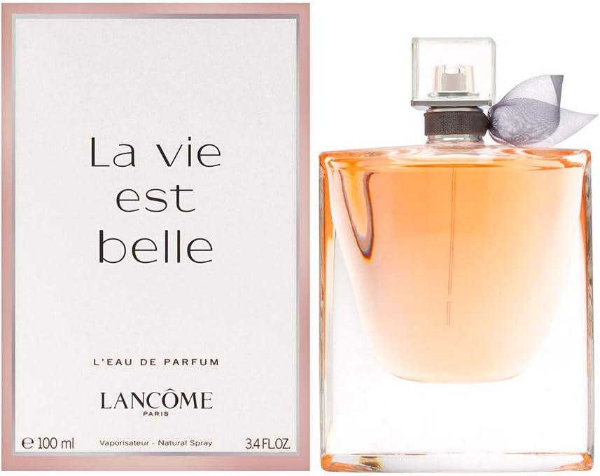Lancome La Vie Est Belle 100ml3.4oz Eau De Parfum Spray Women Perfume Fragrance