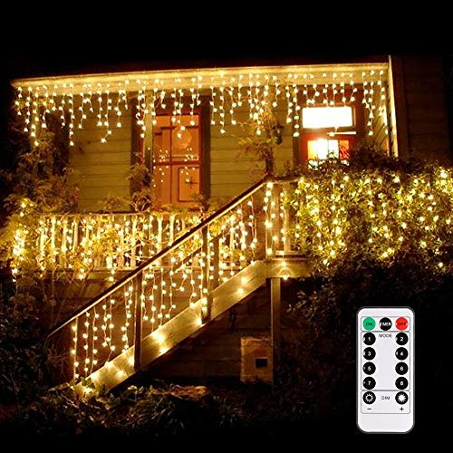 Led Icicle Window Lights in US - 8