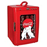 Coca Cola KWC-25 28-Can Capacity Portable Fridge with LED Display
