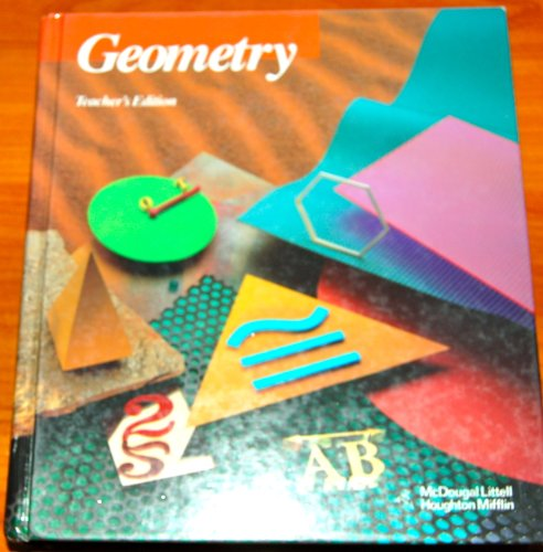 Geometry, Teacher's Edition -  Ray Jurgensen, Hardcover