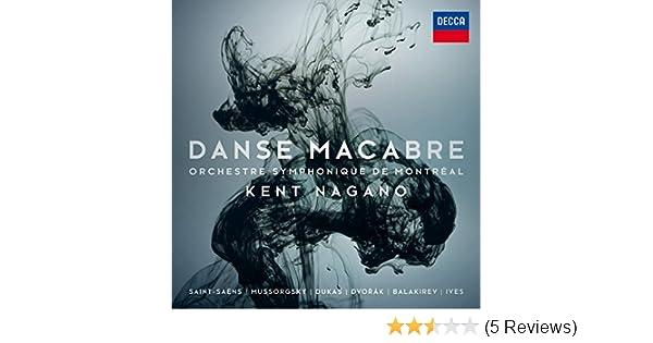 Danse Macabre by Orchestre Symphonique de Montréal & Kent ...