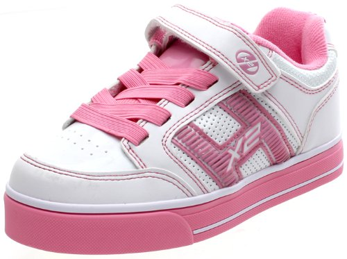 Heelys Bolt Plus, Sneaker bambine Bianco bianco