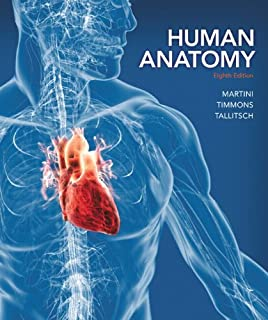 Human anatomy 9th edition 9780134320762 medicine health human anatomy plus masteringap with etext access card package 8th edition fandeluxe