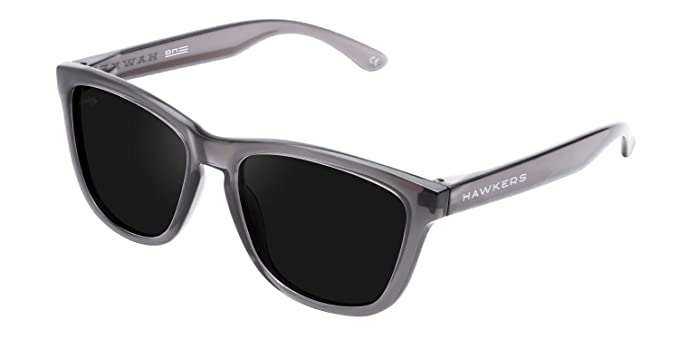 Hawkers ONE - Lunettes de soleil, CRYSTAL BLACK DARK  Amazon.fr ... 1bca9219ad4d