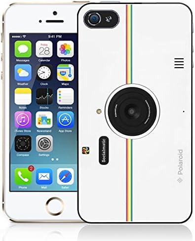 Coque iPhone 5/5S Appareil Photo - Polaroid: Amazon.fr: High-tech