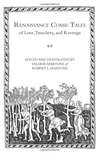 Renaissance Comic Tales of Love, Treachery and Revenge