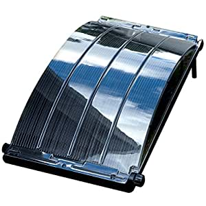 Smartpool solar arc swimming pool solar heating unit 2 x 4 feet swimming pool - Arc swimming pool ...