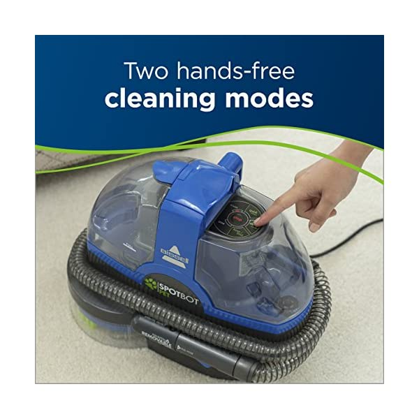 Bissell-SpotBot-Pet-handsfree-Spot-and-Stain-Portable-Deep-Cleaner-Blue-2117A