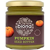 Biona Organic Pumpkin Seed Butter 170g (Pack of 2)