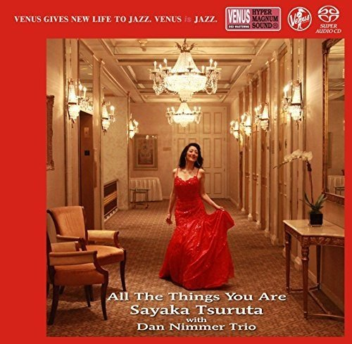 SACD : Sayaka Tsuruta - All The Things You Are (Japan - Import)