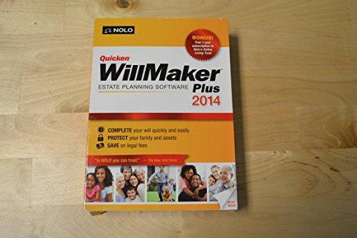 Navarre Quicken Willmaker Plus 2014 - Promissory Notes, G...