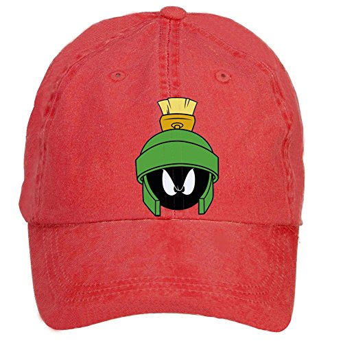 [Tommery Unisex Marvin The Martian Head Hip Hop Baseball Caps] (Halloween Ideas For Couples)