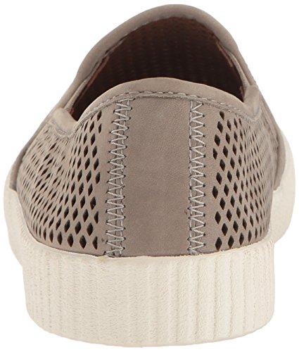 FRYE Frauen Camille Perf Slip Fashion Sneaker Grau